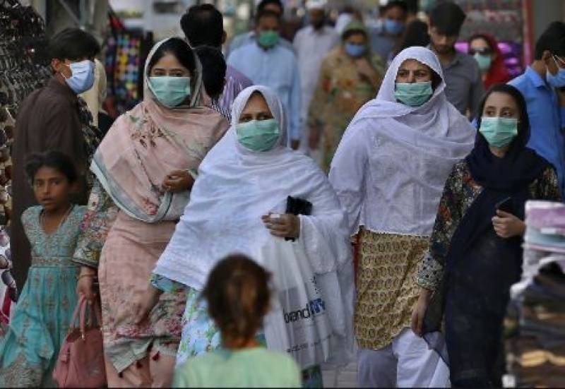 COVID-19: Pakistan reports 798 new infections, 7 deaths in last 24 hours