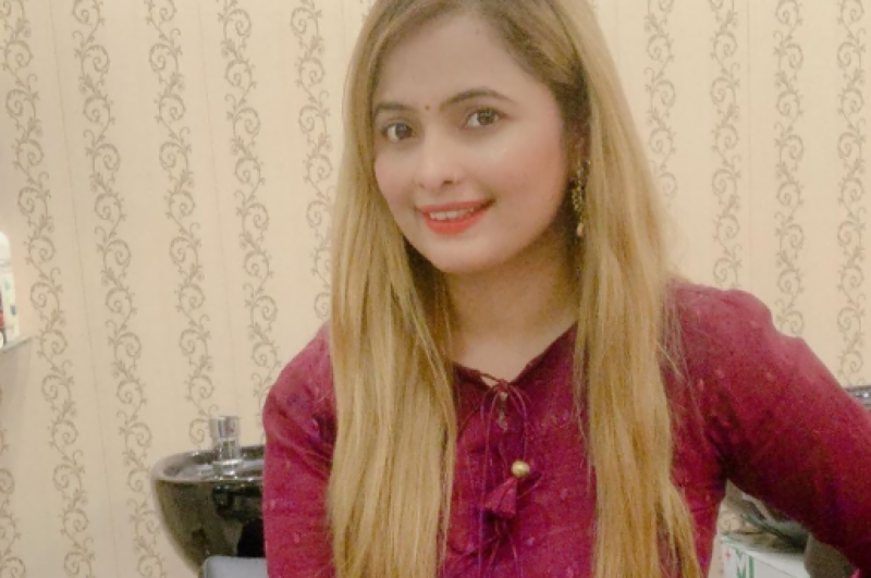 TikTok star Marvi Chaudhry booked in murder case