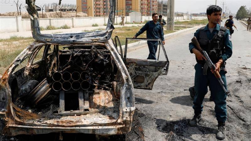 Fourteen including seven women, five children killed in roadside blast