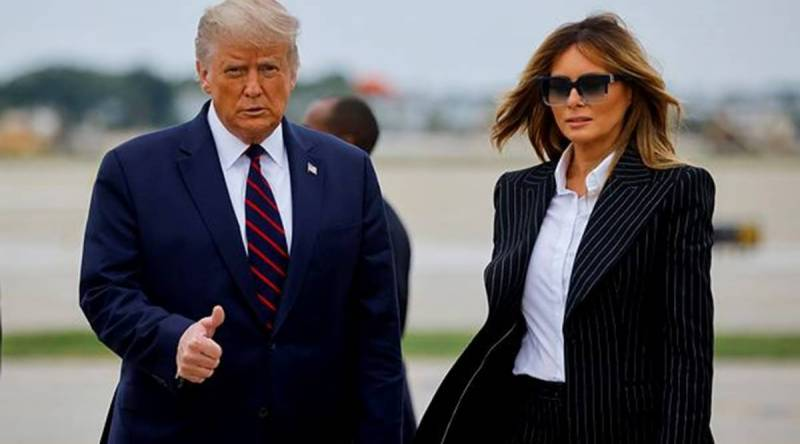 US President Donald Trump, First Lady Melania test positive for COVID-19
