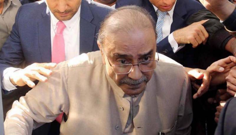 AC indicts Asif Ali Zardari in Park Lane, Thatta Water Supply references