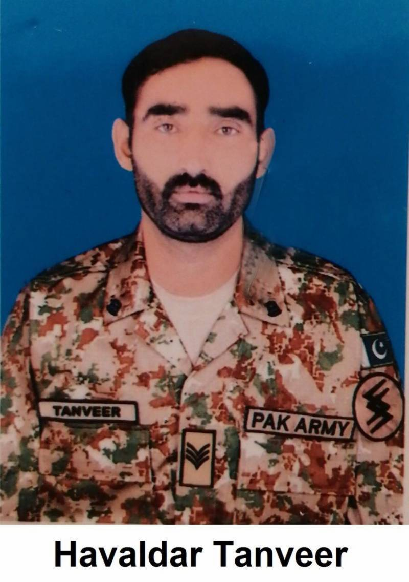 Pakistan Army soldier martyred in attack on post along Pak-Afghan border