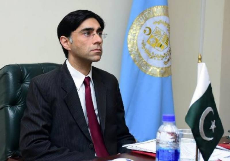India's expansionist designs posing threat to regional peace: Dr Moeed Yusuf
