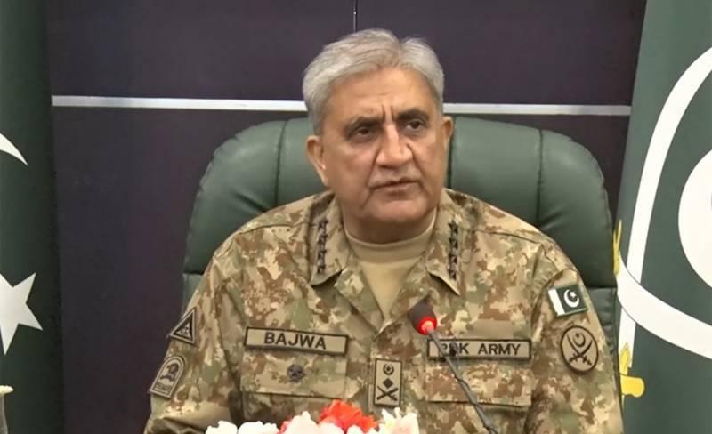 COAS Bajwa orders immediate inquiry into 'Karachi incident'