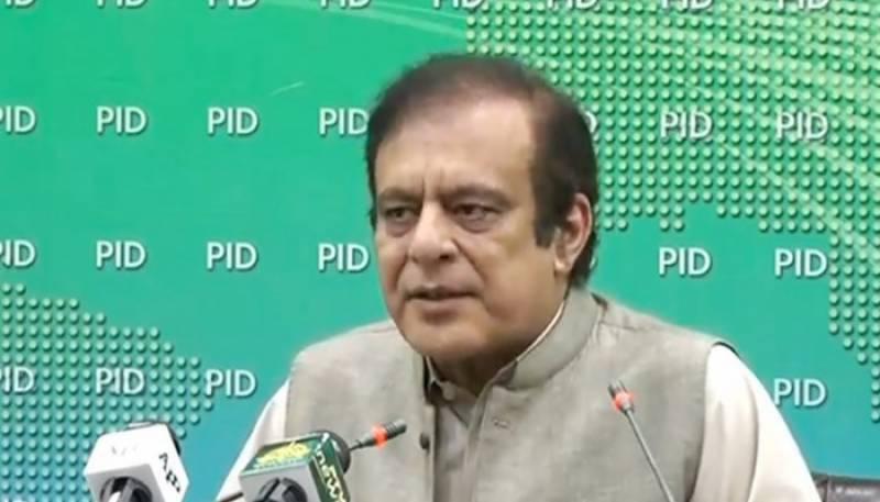 Shibli Faraz says Nawaz Sharif will be in Pakistani jail by January 15