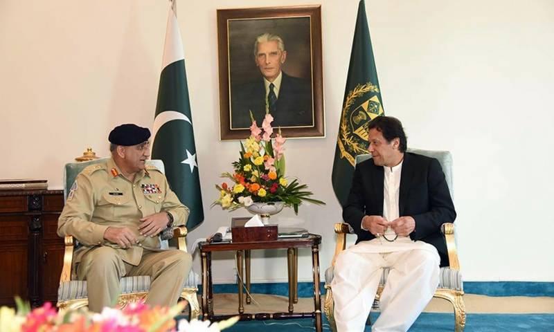 PM Imran, COAS Gen Bajwa discuss national security