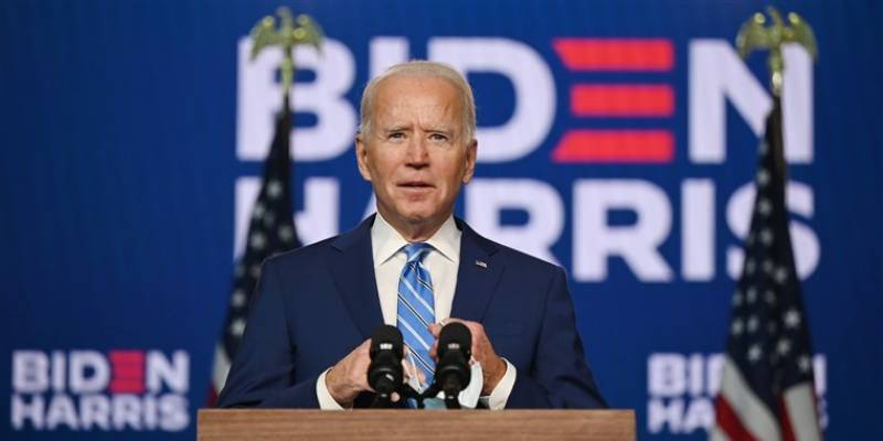 Democrat Joe Biden wins race to win White House