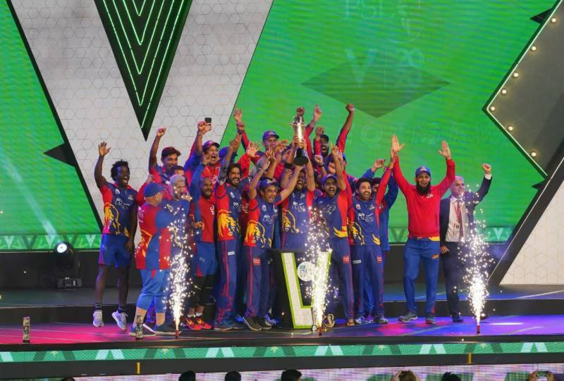Karachi Kings beat Lahore Qalandars to clinch maiden PSL title