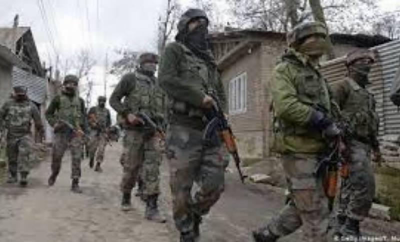 Indian troops martyr four Kashmiri youth in IIOJK