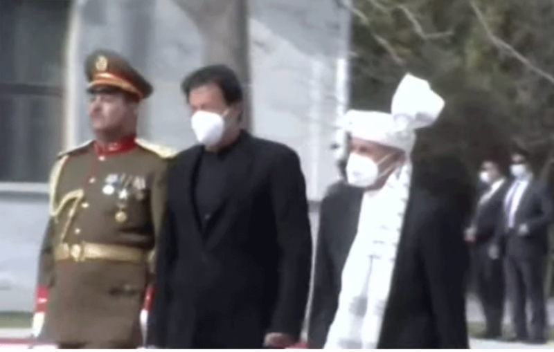 PM Imran Khan embarks on maiden visit to Afghanistan