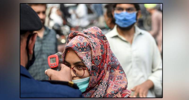 COVID-19: Pakistan reports 2,843 new infections, 42 deaths in last 24 hours