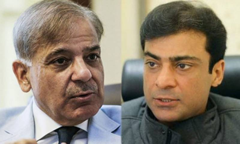 Shehbaz, Hamza released on parole to attend Begum Shamim Akhtar's funeral