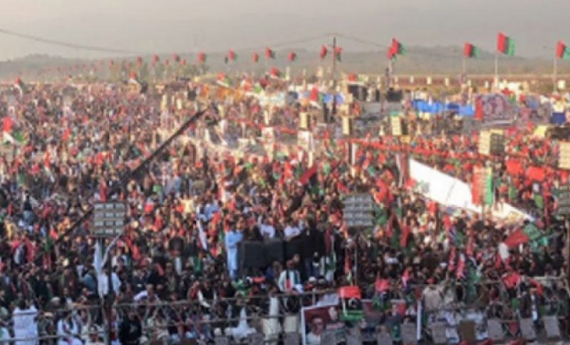 PDM all set to stage public rally in Multan today
