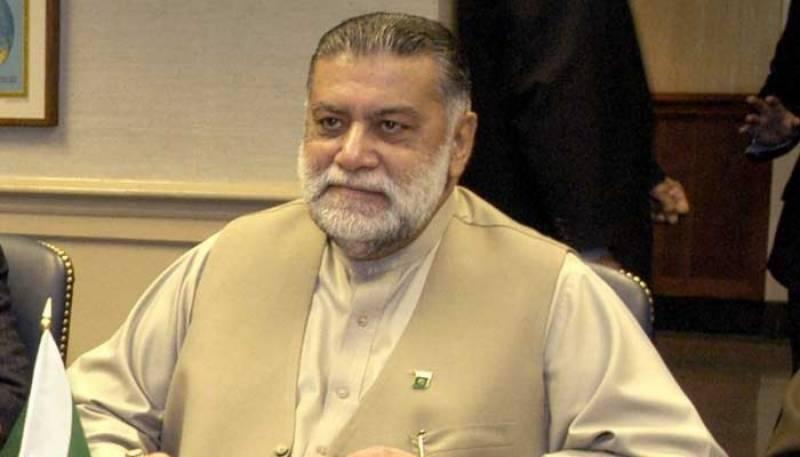 Former premier Mir Zafar Ullah Khan Jamali passes away