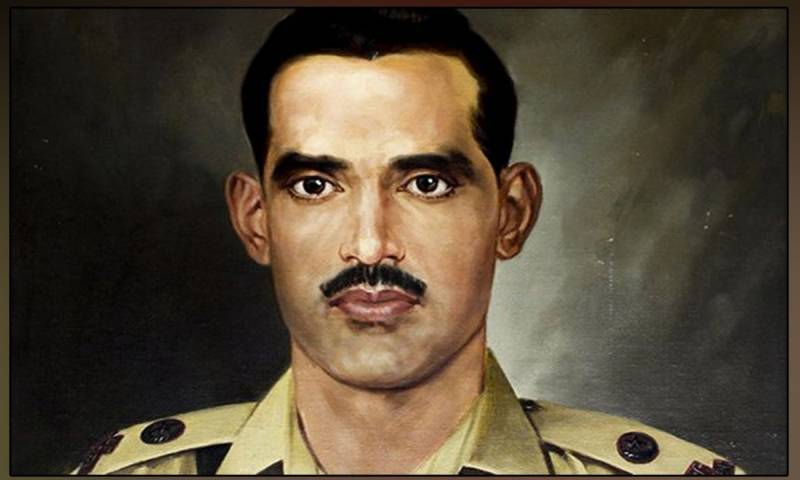 Tribute paid to Major Muhammad Akram on his 49th martyrdom anniversary