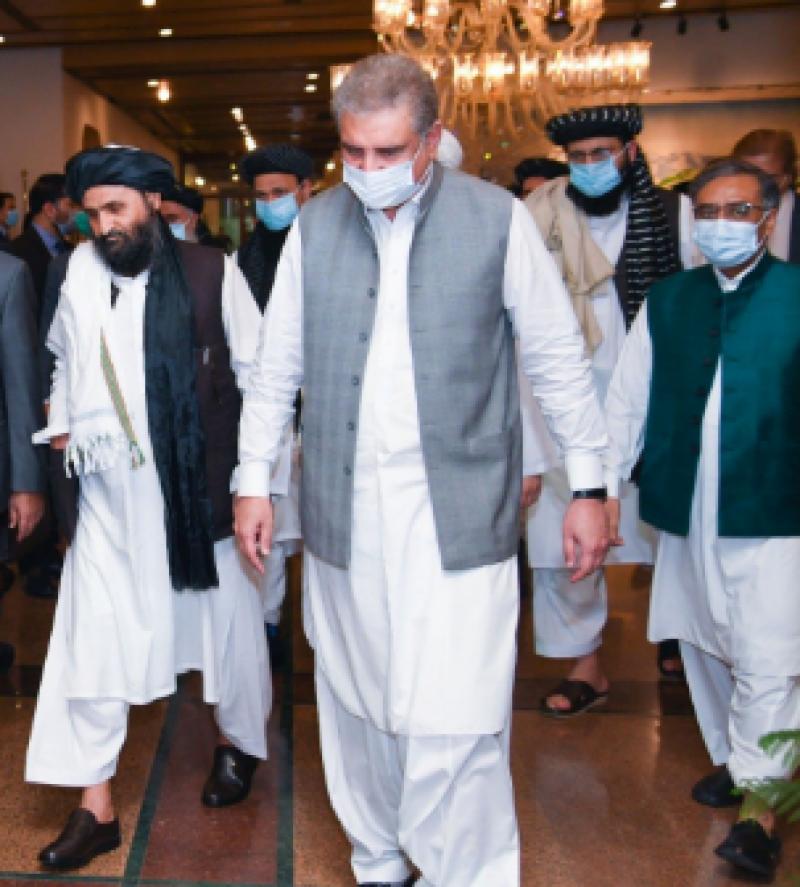 afghan, taliban, delegation, pakistan, Mullah Abdul Ghani, Baradar, neo tv