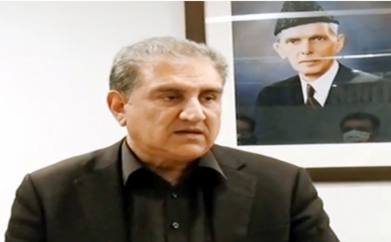 FM Qureshi reiterates Pakistan's desire for durable Afghan peace