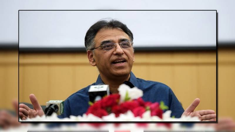 Asad Umar tests positive for COVID-19