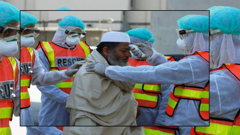COVID-19: Pakistan reports 3,179 new infections, 87 deaths in last 24 hours
