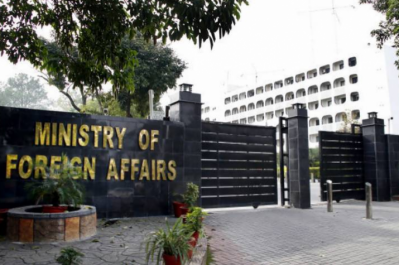 Pakistan summons Indian envoy to protest against targeting of UN vehicle