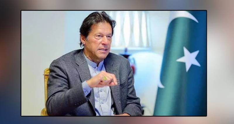 PM Imran says opponents are pressurising army to overthrow democratic govt