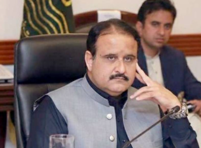 Punjab Chief Minister Usman Buzdar tests positive for COVID-19