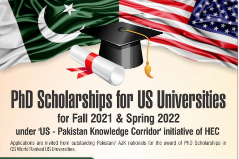 Scholarships for PhD fall 2021, Spring 2022 in US announced