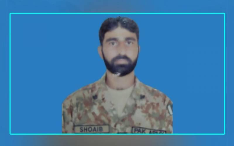 Pakistan Army soldier martyred during IBO in Awaran: ISPR