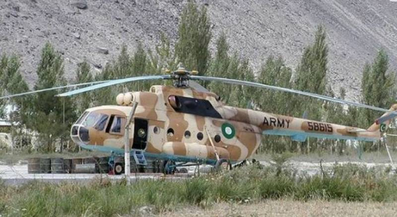 martyred, pak army, helicopter, crashes, neo tv