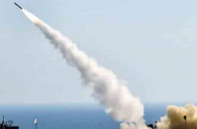 Pakistan Navy conducts successful surface-to-air missiles test