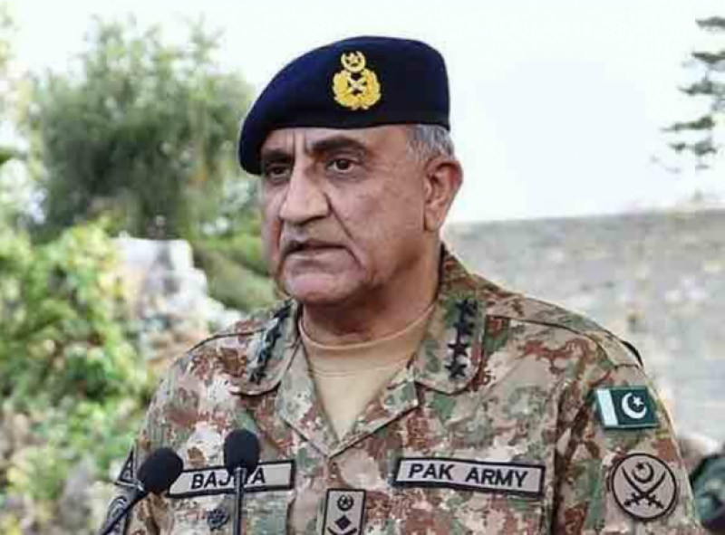 COAS Gen Bajwa says peace in Afghanistan means peace in Pakistan