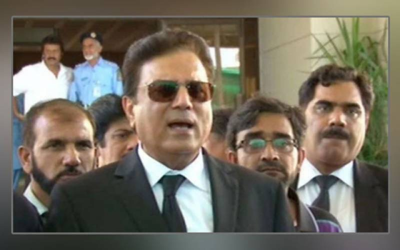 Naeem Bukhari removed from office as chairman PTV