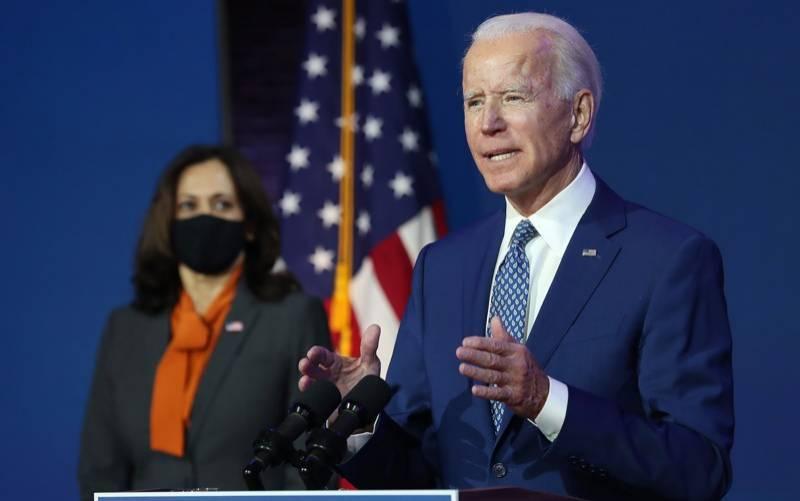 Joe Biden takes oath as 46th US President, Kamala Harris sworn in as vice president