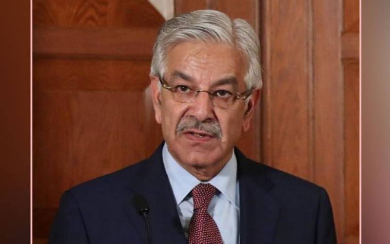 Khawaja Asif sent on 14-day judicial remand in assets beyond means case