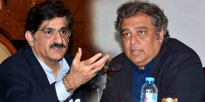 Sindh CM, Ali Zaidi pen letters to PM Imran after verbal brawl in meeting