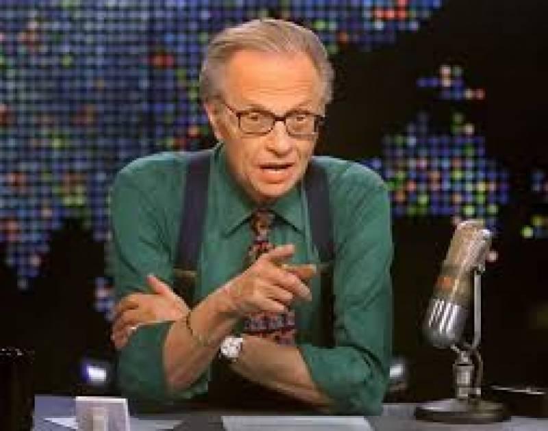 host, larry, king, dies, US, neo tv