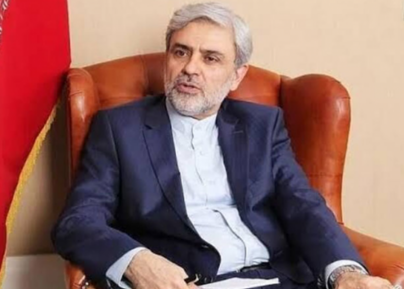 pak, iran ties, tehran, policy, envoy, neo tv, foreign