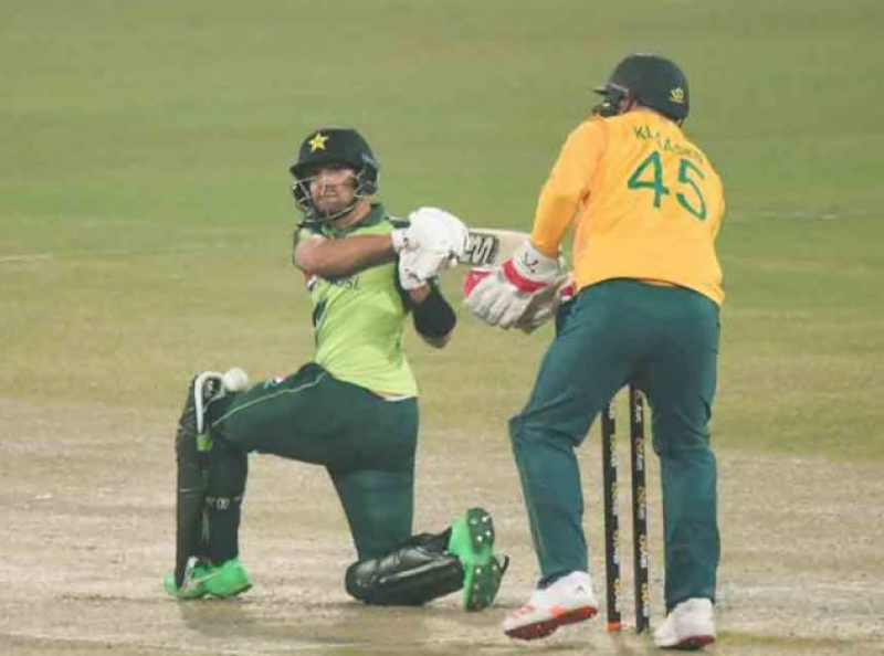1st T20: Pakistan set 170-run target for South Africa