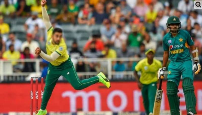 1st T20: South Africa win toss, field first against Pakistan