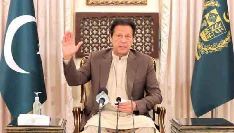 PM Imran addresses IFAD governing council, warns of looming agricultural crisis