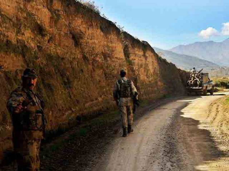 Security forces kill terrorist commander in South Waziristan: ISPR