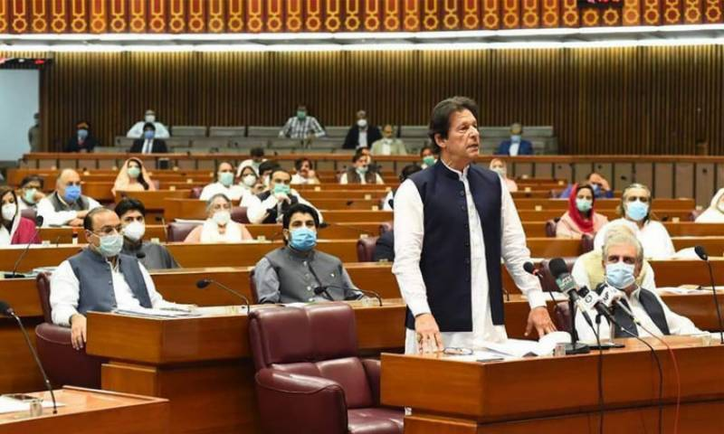 PM Imran to seek vote of confidence from parliament on Saturday