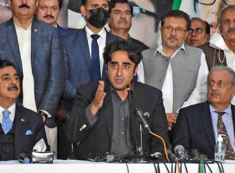 Opposition announces to challenge Senate chairman election