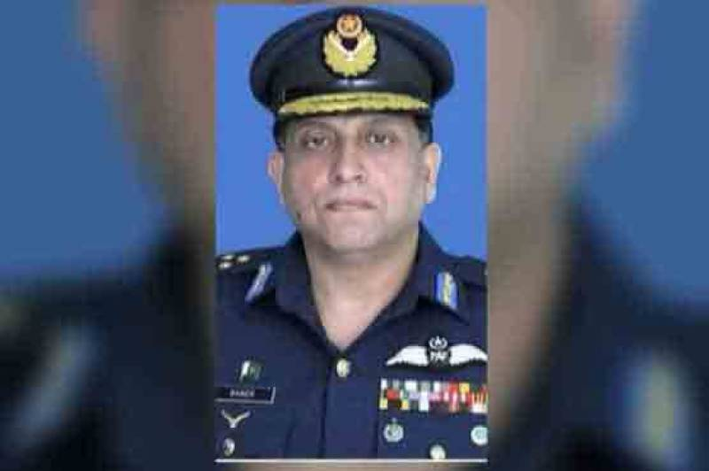 Air Marshal Zaheer Ahmad Babar appointed as new chief of PAF