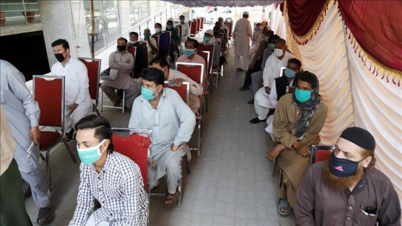 COVID-19: Pakistan reports 2,351 new cases, 61 deaths in last 24 hours