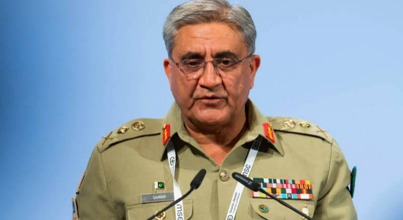 Pakistan ready to resolve disputes with neighbours through dialogue: COAS