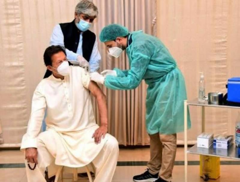 imran, tests, positive, isolates, dr faisal, PM khan, neo tv