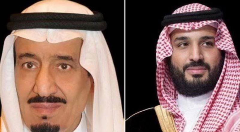 Saudi King, Crown Prince, neo tv