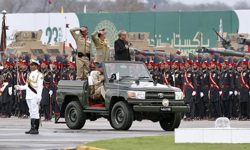 Pakistan fully capable to defend its integrity and sovereignty, says President Alvi