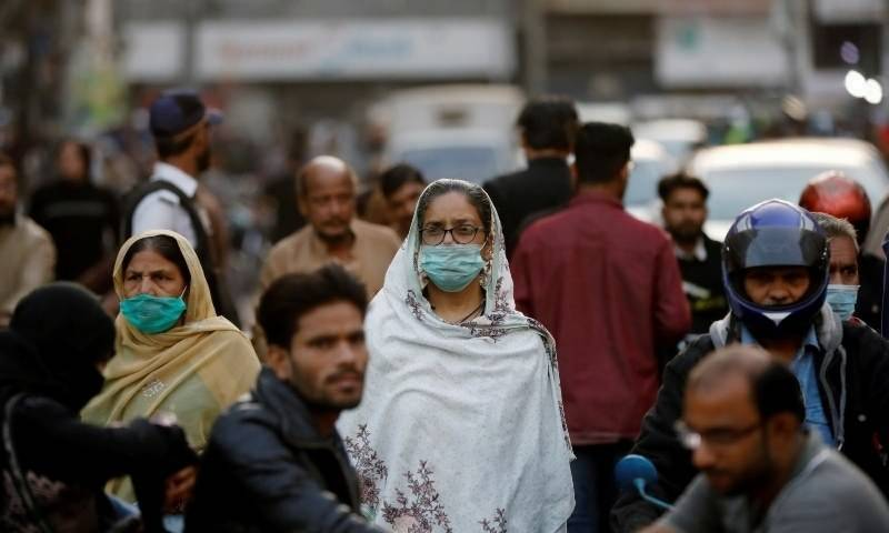 COVID-19: Pakistan reports 4,974 new cases, 98 deaths in last 24 hours